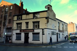 Tithebarn pub closed up once more on Wednesday Pic: Tony Worrall