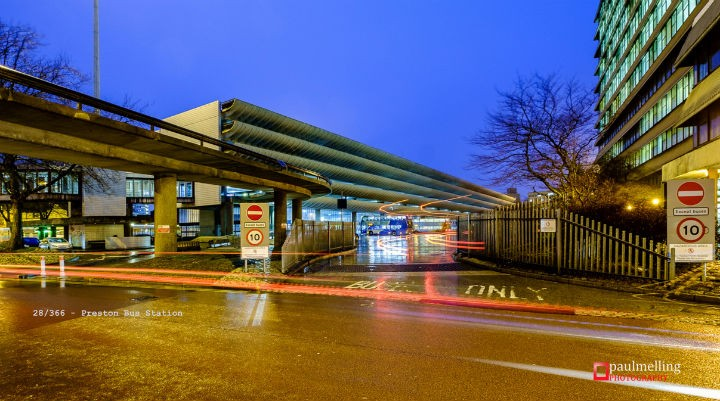 Preston Bus Station is now operated and owned by Lancashire County Council Pic: Paul Melling