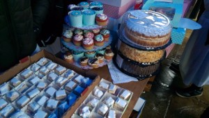 Free cakes given away at Community Celebration