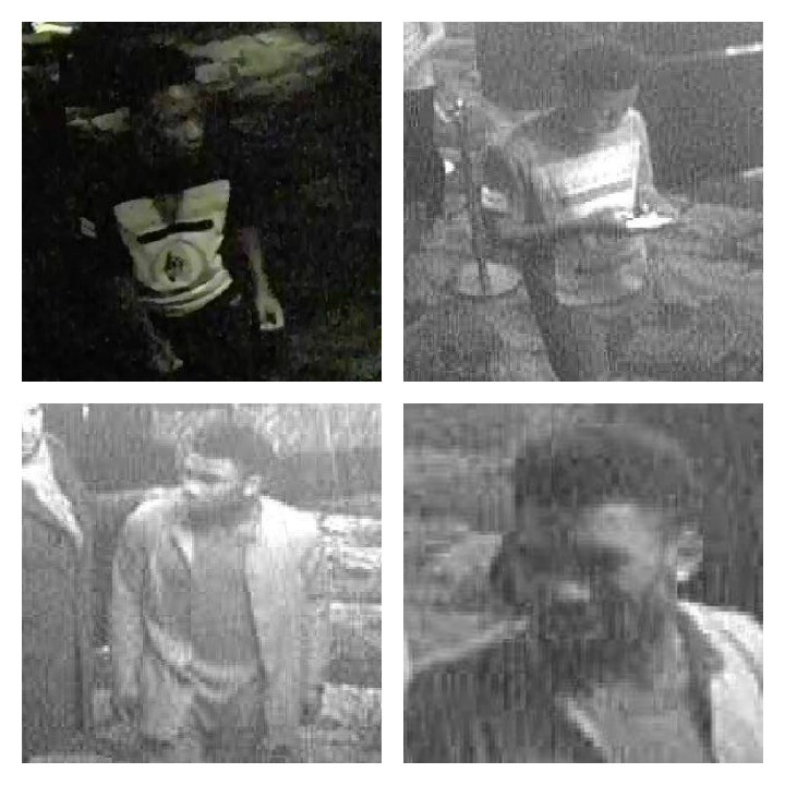 Police would like to speak to two men following the incident in the nightclub