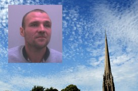 St Walburge's Church was targeted during a burglary Pic: Tony Worrall (of St Walburge's)