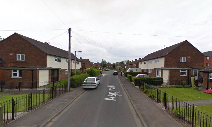 Aspinall Close in Penwortham Pic: Google