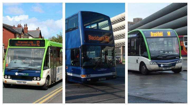 What does the future hold for these three bus services? Pics: Ian Cooper