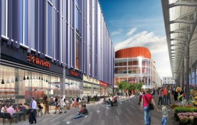 New artist impressions showing how the cinema may look