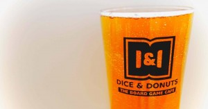 Dice & Donuts granted premises licence