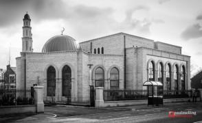 Masjid-e-Salaam in Watling Street Road Pic: Paul Melling
