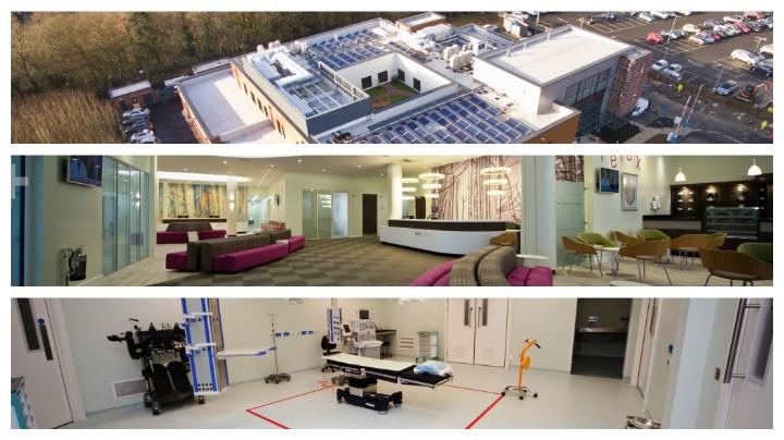 The One Ashford Hospital in Kent