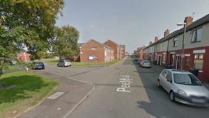 Junction of Graham Street and Peel Hall Street Pic: Google