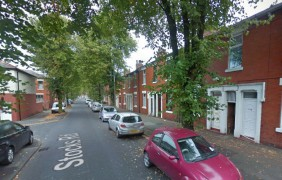 Stocks Road is one of the areas targeted say police Pic: Google