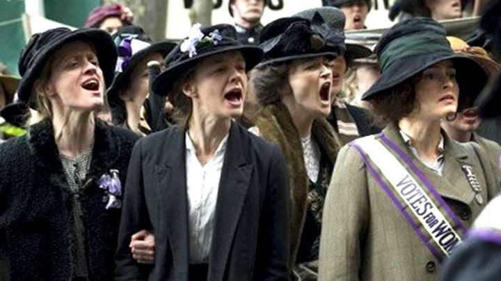 Suffragettes tells the story of the struggle for a woman's right to vote in Britain