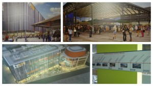 More views of how the new Markets complex would look