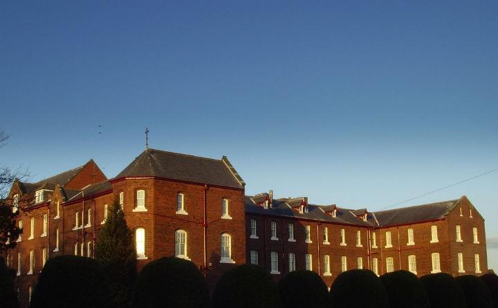The Jeanne Jugan Residence in Preston Pic: Tony Worrall