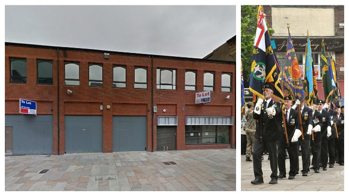 The empty units in Fishergate are to be put back into service to help veterans