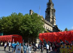 The Red Canopies were the main attraction of last year's Lancashire Encounter Pic: Tony Worrall