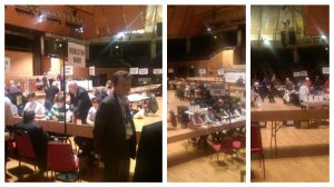 Counting at Preston council elections