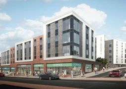 How Friargate Court will look once finished
