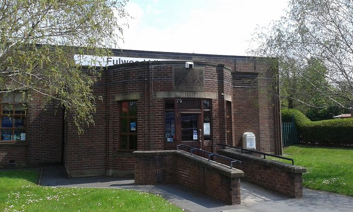 Fulwood library, built in 1939, could soon be closed