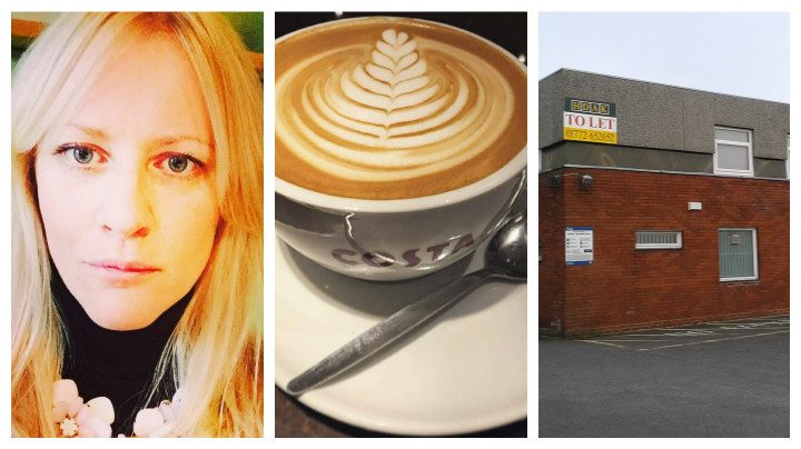 Natalie Roberts-Steel has raised the issue of parking at the former HSBC Bank where Costa wants to open