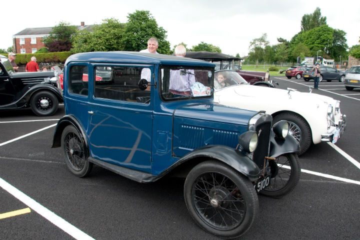 Delightful little Austin 7