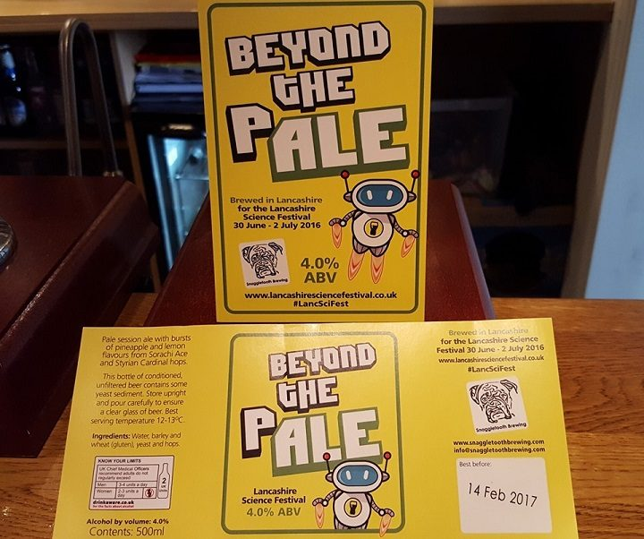 The Lancashire Science Festival ale
