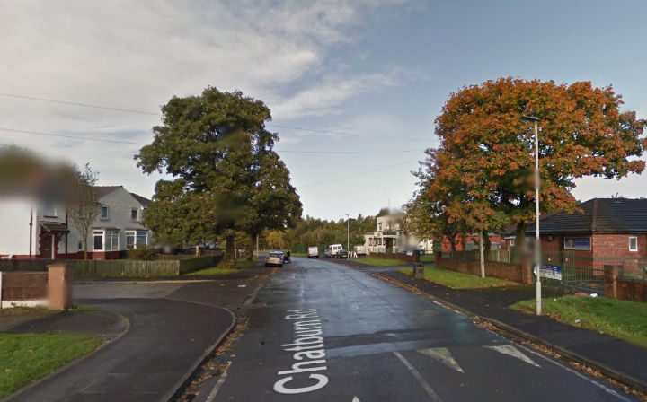 Chatburn Road in Ribbleton Pic: Google