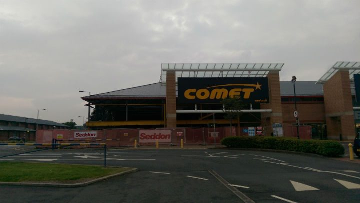 what s comet at the capitol centre going to become blog. Black Bedroom Furniture Sets. Home Design Ideas