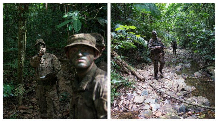 Here's what the Lancaster Regiment have been getting up to