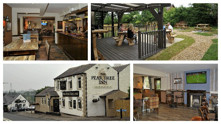 How the new look Pear Tree has shaped up Pics: Donna Clifford