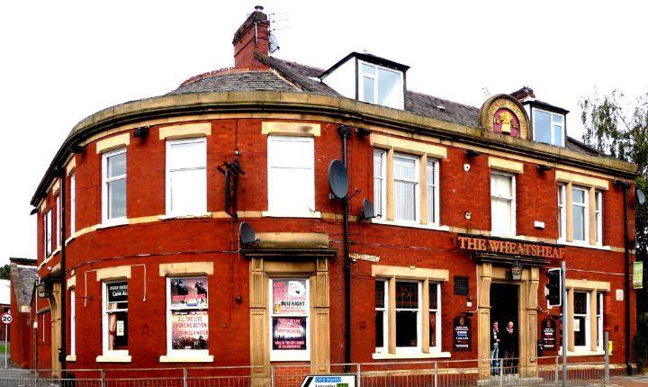 The Wheatsheaf pub in Ashton Pic: Brian Young
