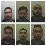 Mahmoud Jaber, Wajid Hussain, Zahid Khan, Nadeem Hussain, Mohammed Wasim Akhtar and Mohammed Miah have all been jailed for their role in the drugs gang