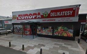 The Europa is in Ribbleton Lane Pic: Google