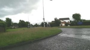 One section of longer grass in Fulwood Pic: Ben Jepson
