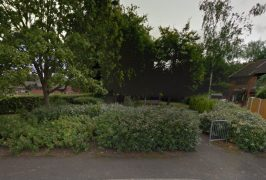 The incident happened in a footpath between Marsh Way and Pope Lane Pic: Google