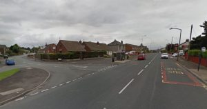 The junction of Tag Lane and Oaktree Avenue Pic: Google
