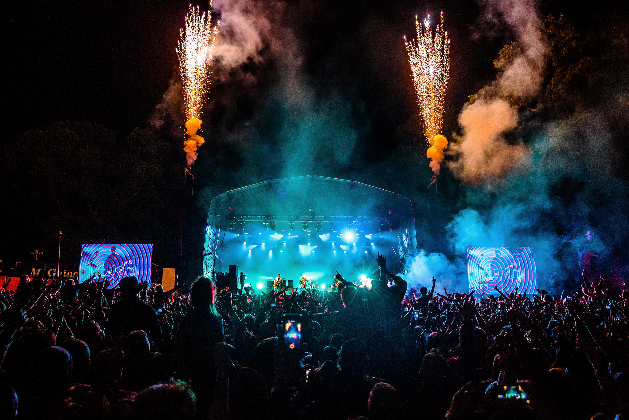 The main stage at Kendal Calling. Credit: Kendal Calling