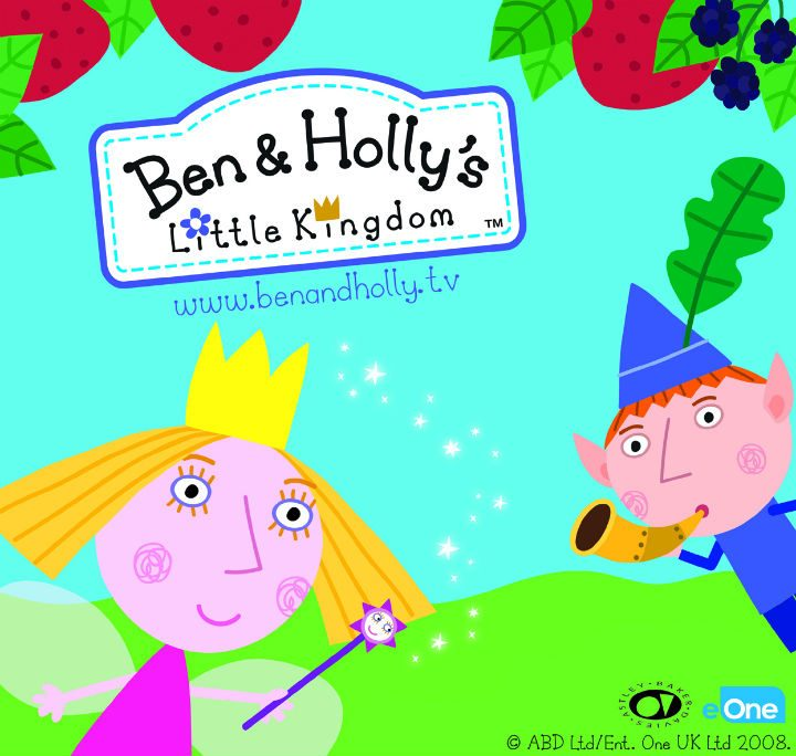 Ben and Holly are coming to Preston