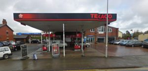 The Texaco garage on the A6 could be demolished