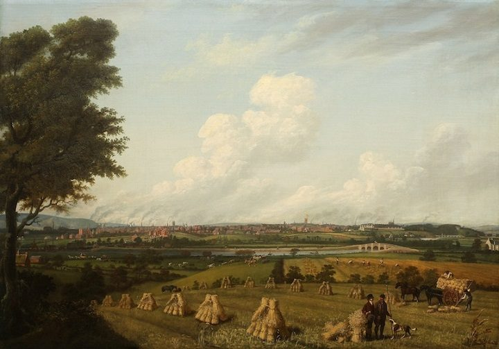 How This Painting Of Preston Was Saved Blog Preston