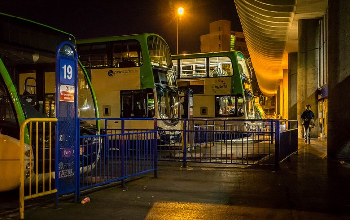 Preston Bus services are due to be disrupted on Monday morning Pic: Keith Sergeant