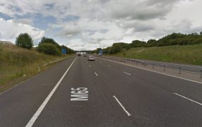 The M65 approaching Junction 5 at Guide Pic: Google