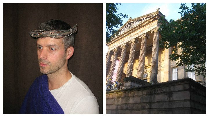 Neil Proctor has been signed up to play Jesus in a new performance of the Passion in Preston