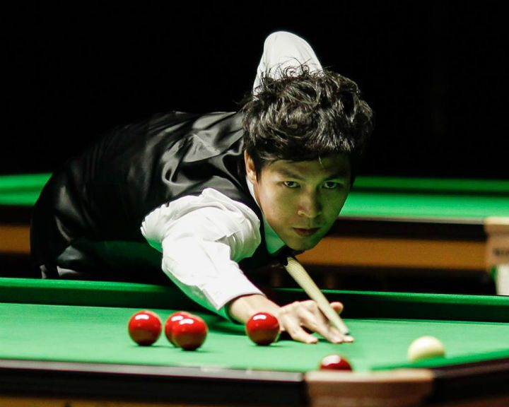 Some of the top players in the world will be on the baize in Preston Pic: World Snooker