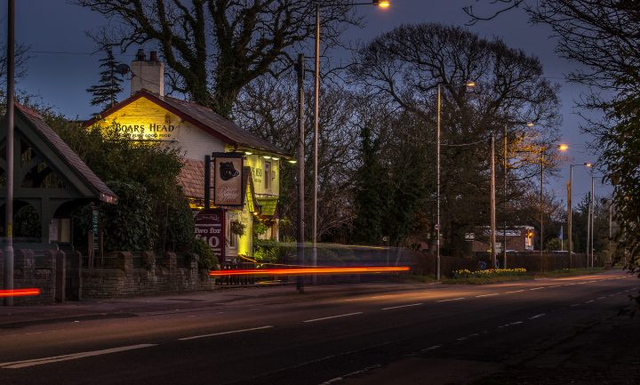 The Boars Head Pub, Barton. Photo by Keith Sergeant