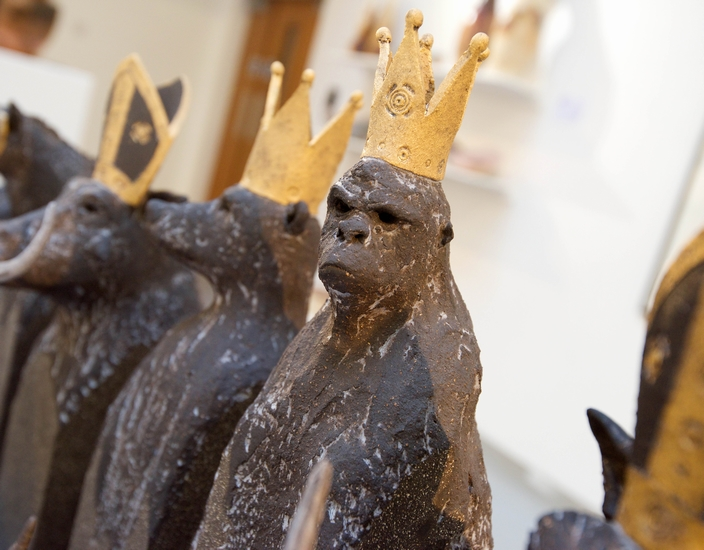 Animal chess. Yes, really.