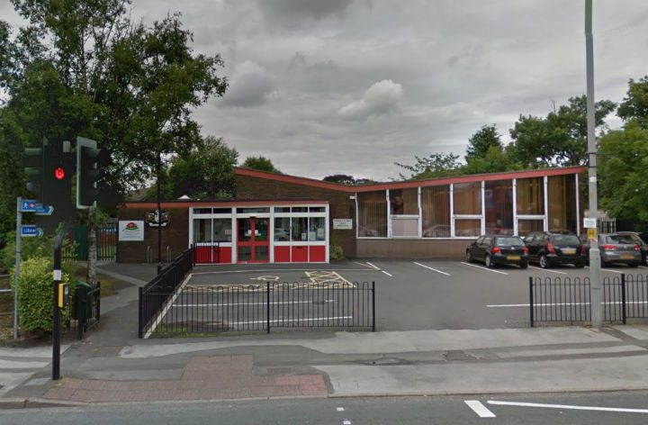Lostock Hall library has now closed Pic: Google