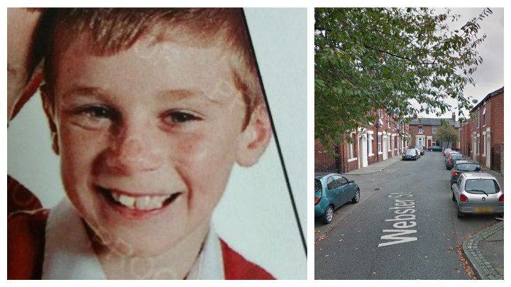 Maklaine was last seen in Webster Street, Ashton