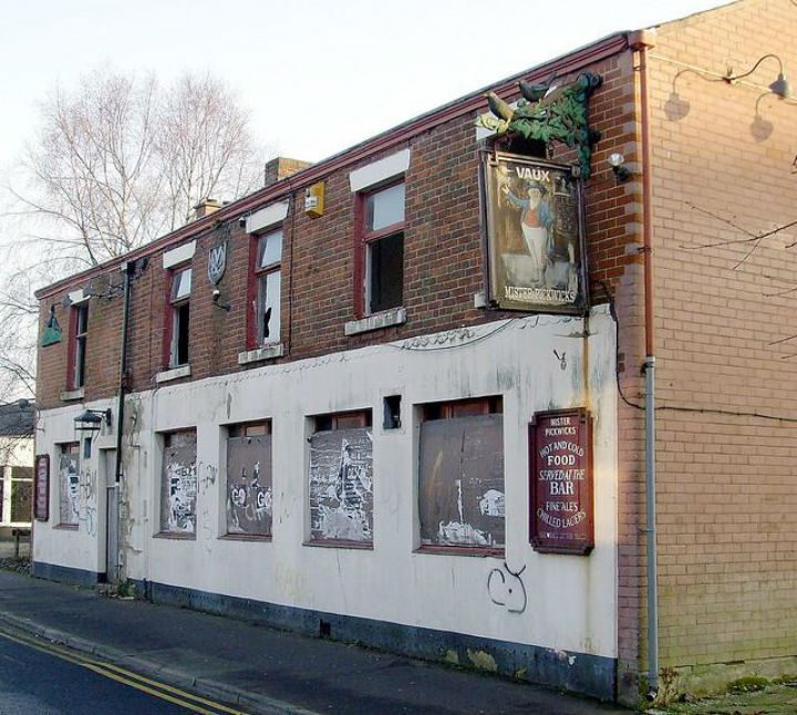 Pickwicks in bad times Pic: Richard Richmond