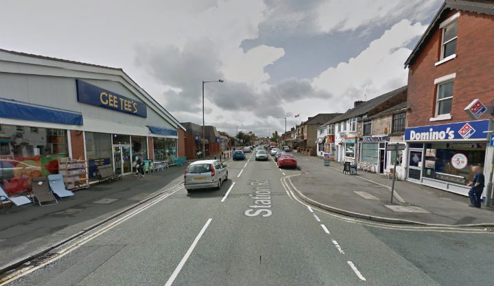 Station Road in Bamber Bridge will look a bit different Pic: Google