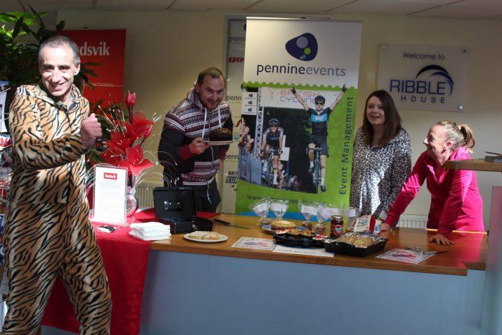 Photo Credit: Pennine Events, Onesie Run UK Facebook Page