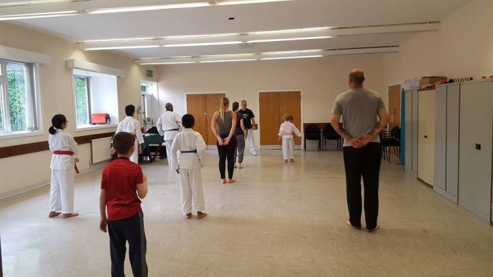 Photo Credit: Farringdon Park Community Centre Facebook - Taekwondo Session